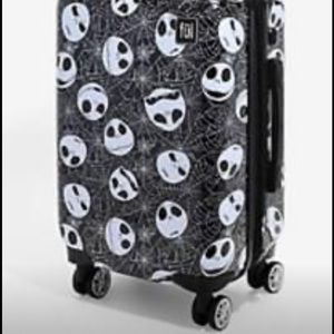 Nightmare Before Christmas carry on luggage